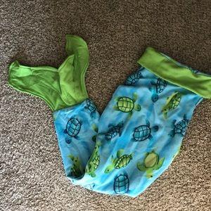 mermaid blanket! perfect christmas present
